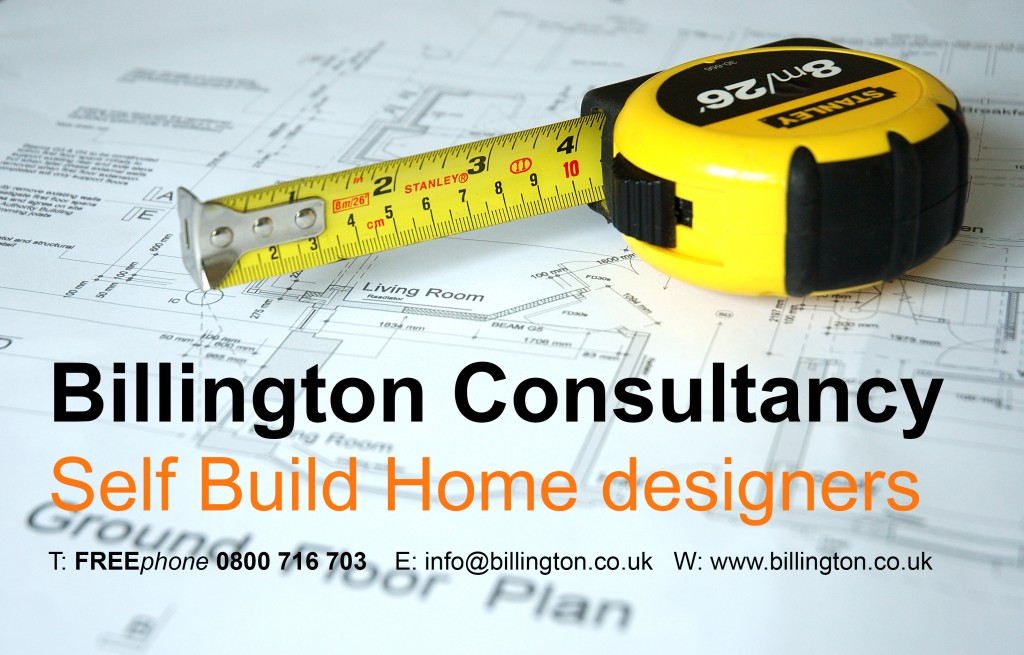 Self Build Home designers